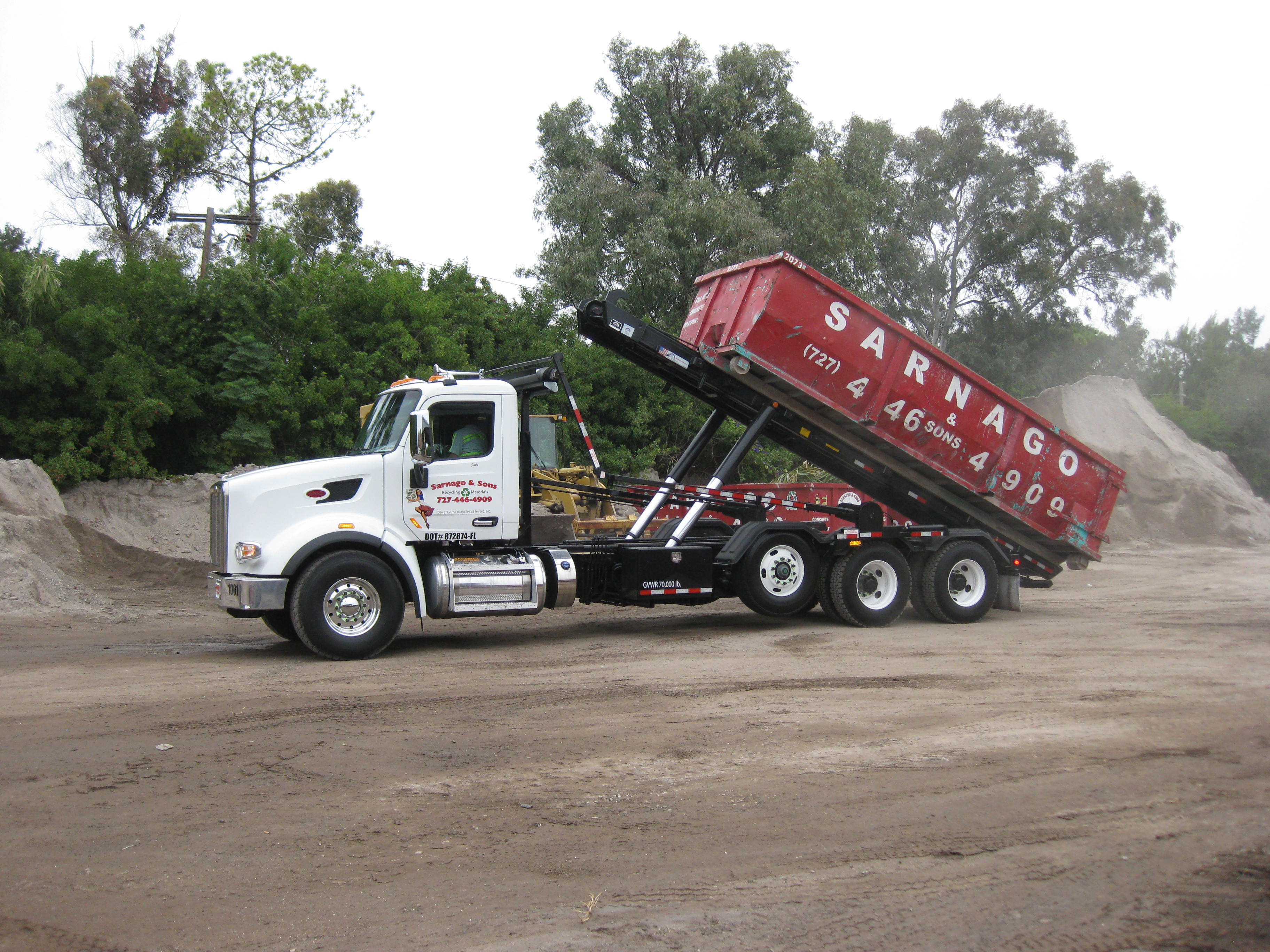Our Specials Affordable Dumpsters Rental Clearwater Fl