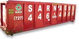 30-Yard Dumpster